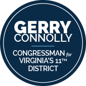Gerry Connolly, Congressman for Virginia's 11th District