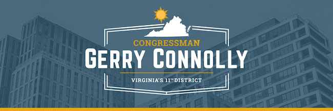Representative Gerry Connolly